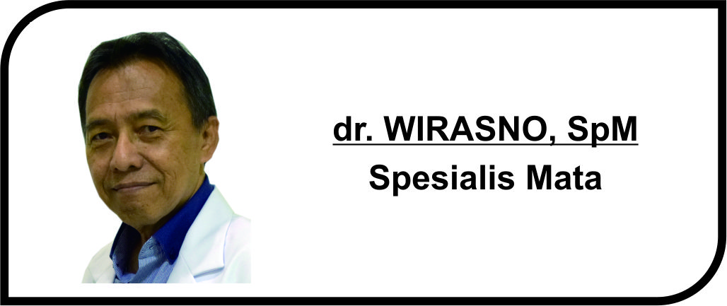 <p>Spesialis Mata</p>  <p>Melayani:</p>  <p>1. Pasien Rawat Inap</p>  <p>2. Pasien Rawat Jalan</p>  <p><strong>Jadwal Praktik Poli :</strong></p>  <p>Senin - Kamis :</p>  <p>09.00 -10.30 WIB</p>